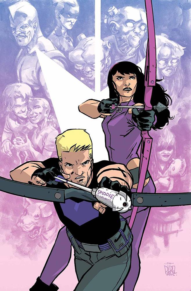 All-New Hawkeye #6