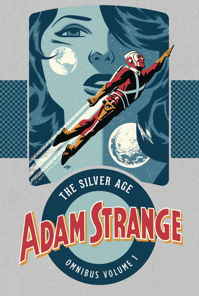 Adam Strange: The Silver Age Omnibus Volume 1