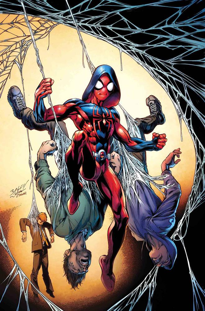 Ben Reilly, The Scarlet Spider #1