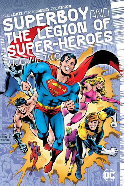Superboy and the Legion of Super-Heroes Volume 2