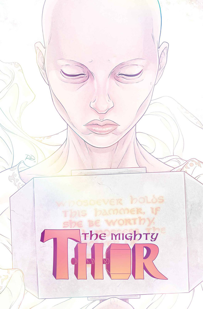 The Mighty Thor #706, the conclusion of the Jane Foster storyline