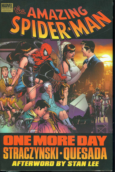 Image: Spider-Man: One More Day HC  (DM ed.) - Marvel Comics
