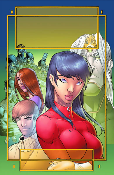 Image: Casey Blue: Beyond Tomorrow SC  - DC-Wildstorm