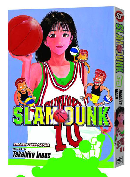 Image: Slam Dunk Vol. 03 GN  - Viz Media LLC