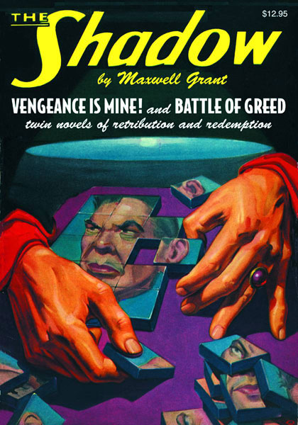 Image: Shadow #26: Vengeance is Mine & Battle of Greed SC  -