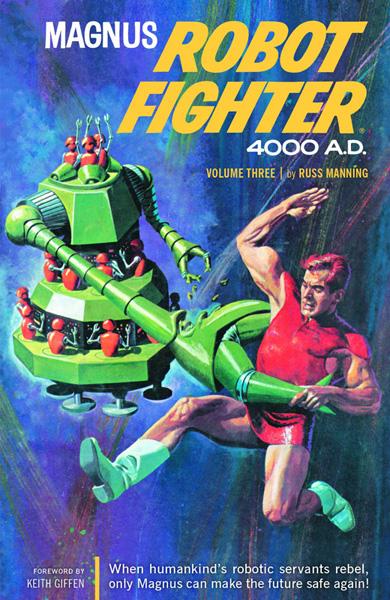 Magnus, Robot Fighter Volume 3