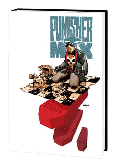 Punisher MAX Omnibus