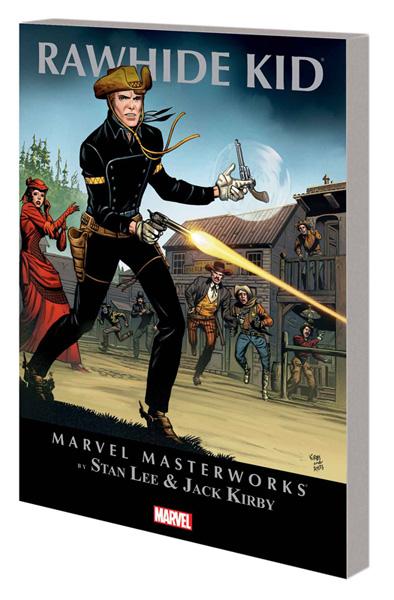 Marvel Masterworks: Rawhide Kid Volume 1