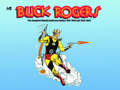 Buck Rogers in the 25th Century: The Complete Murphy Anderson Dailies