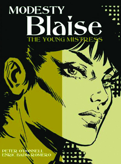 Modesty Blaise Volume 24: The Young Mistress