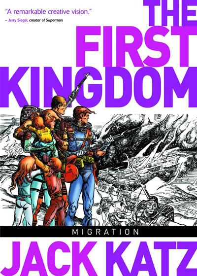 The First Kingdom: Volume 4: Migration