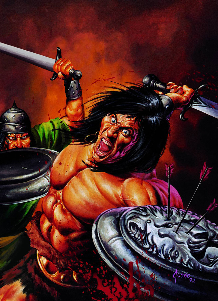Savage Sword of Conan Volume 19