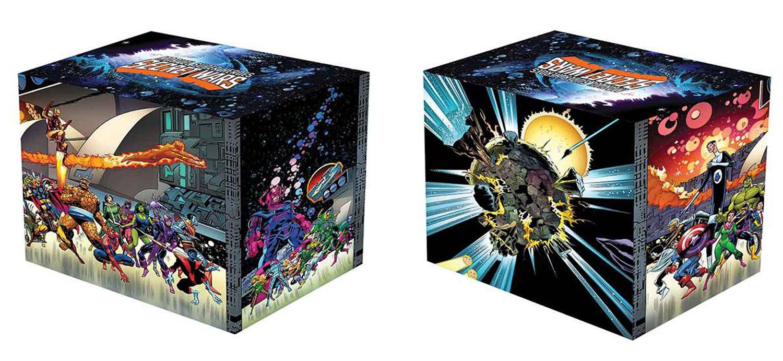 Marvel Super Heroes Secret Wars: Battleworld Box Set Slipcase