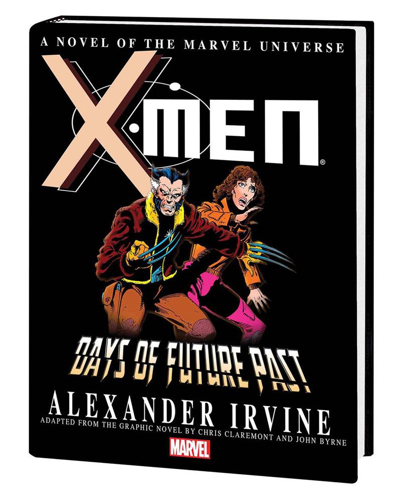 X-Men: Days of Future Past Prose Novel