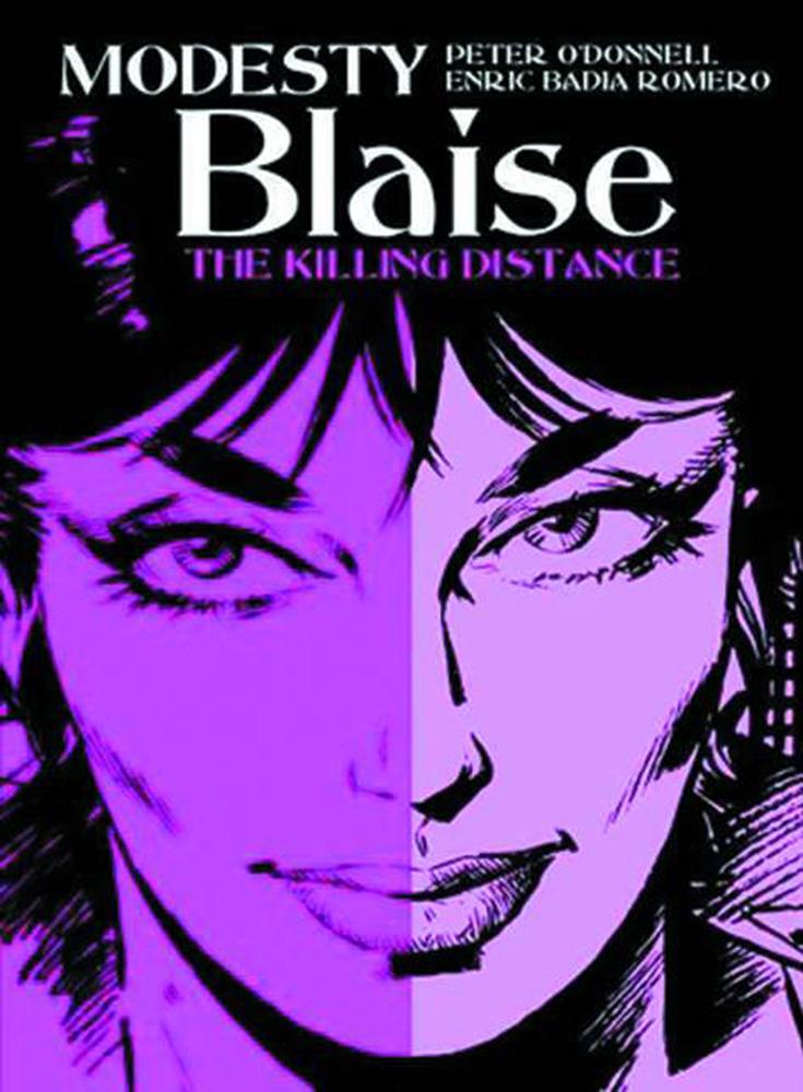Modesty Blaise Volume 25: The Killing Distance