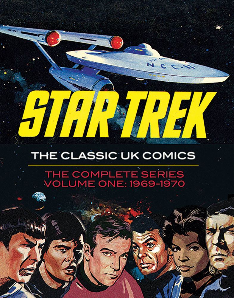 Star Trek: The Classic UK Comics – Volume 1