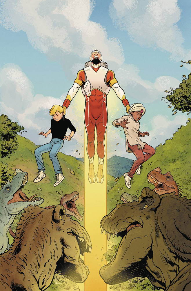 Adam Strange/Future Quest