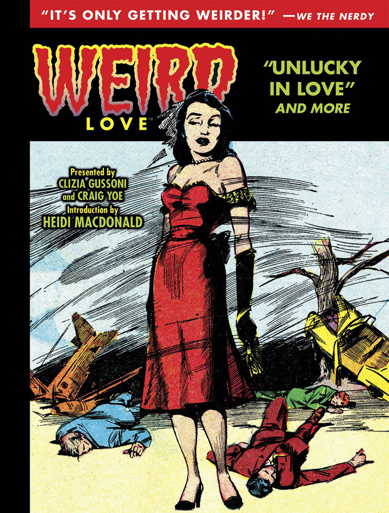Image: Weird Love: Unlucky in Love HC  - IDW Publishing