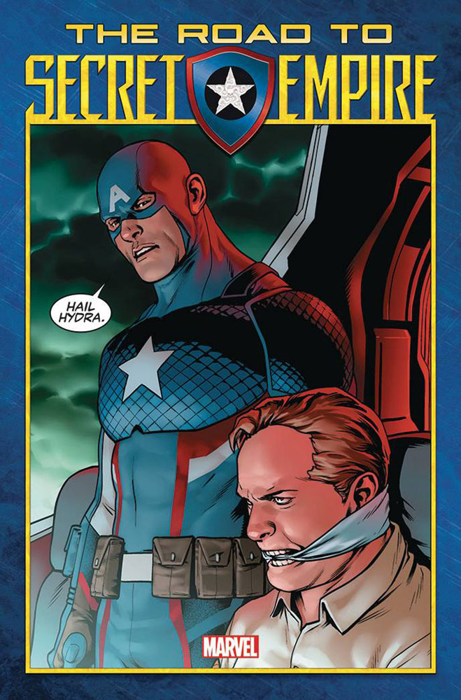 Image: Secret Empire Prelude SC  - Marvel Comics