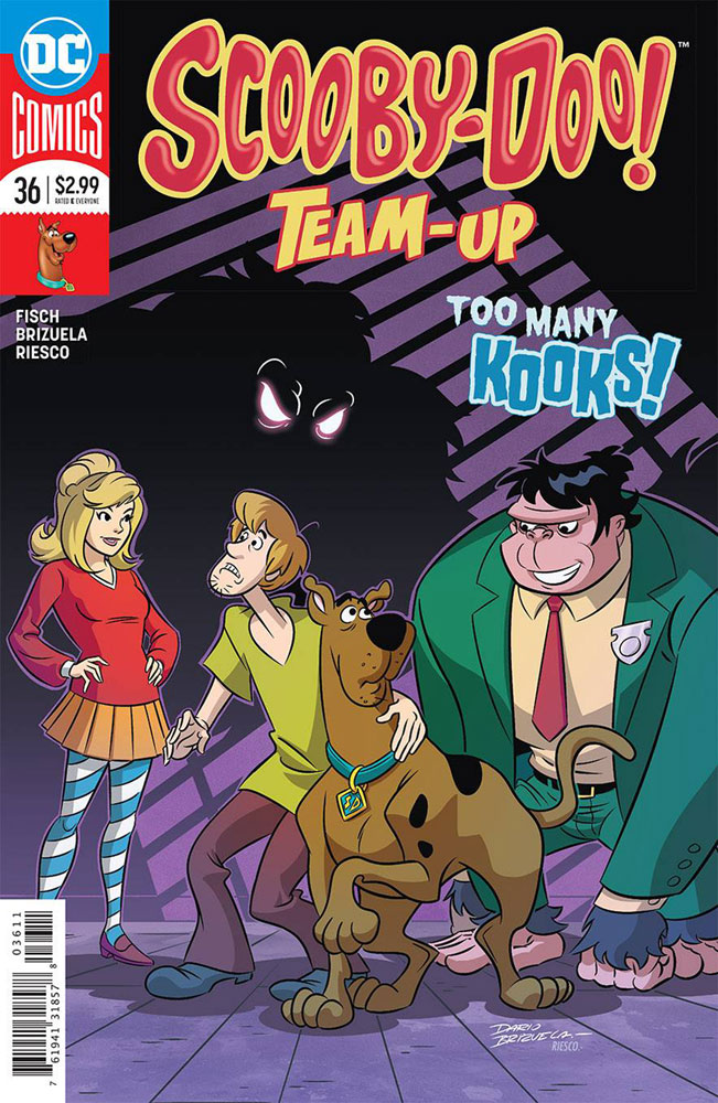 Scooby-Doo Team-Up #36