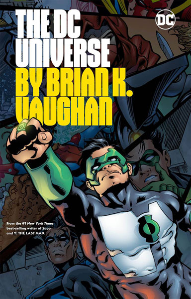 The DC Universe by Brian K Vaughan
