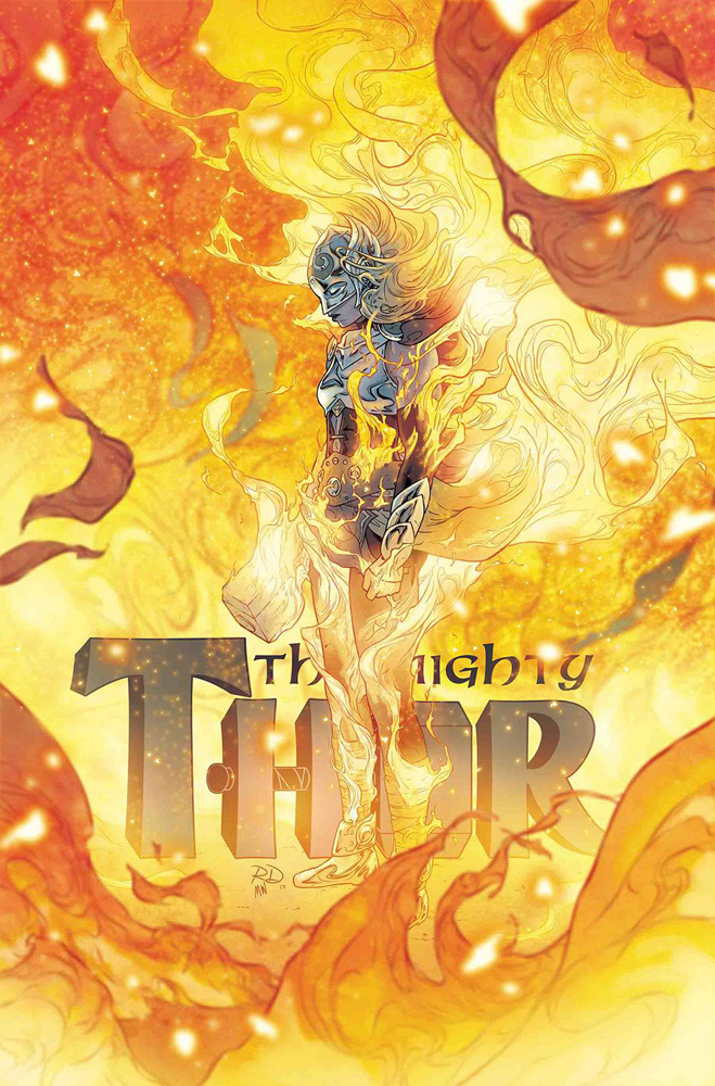 Image: Mighty Thor #705 (Legacy) - Marvel Comics