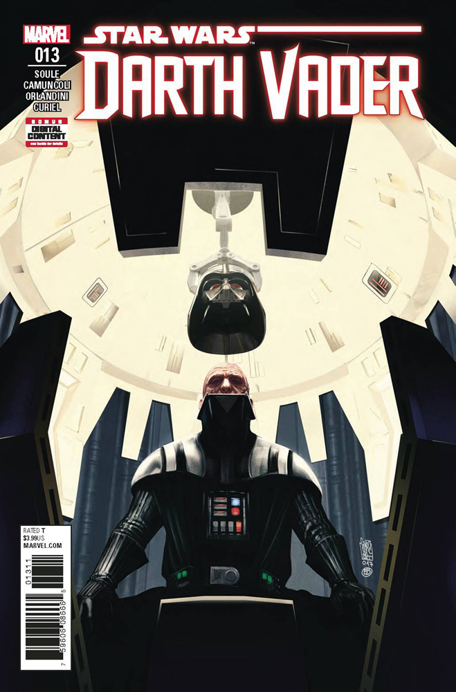 Image: Star Wars: Darth Vader #13 - Marvel Comics