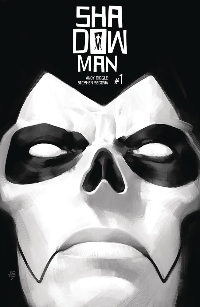 Image: Shadowman [2018] #1 (cover A - Zonjic) (Web Super Special)  [2018] - Valiant Entertainment LLC