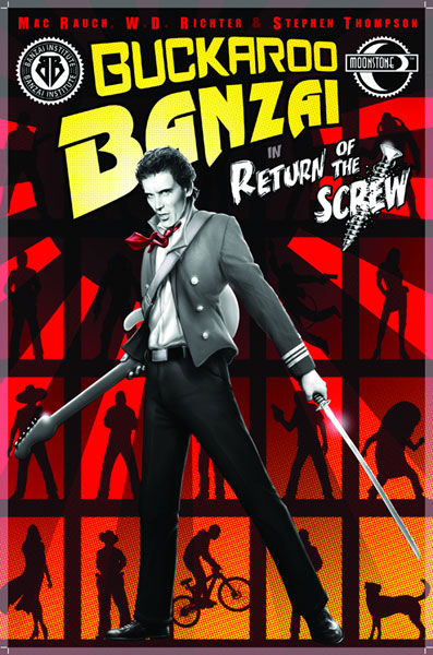 Image: Buckaroo Banzai: Return of the Screw SC  - Moonstone