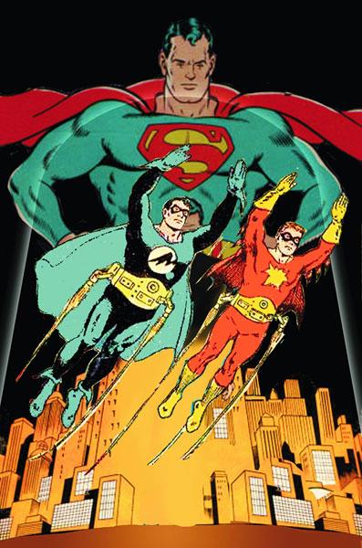 Superman: Adventures of Nightwing and Flamebird