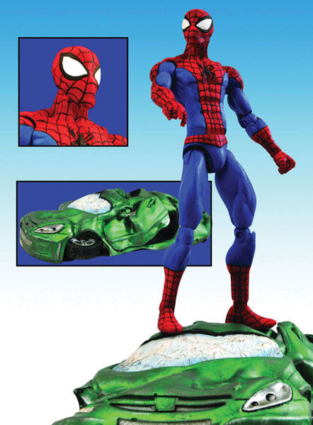 Marvel Select Action Figure: Spider-Man