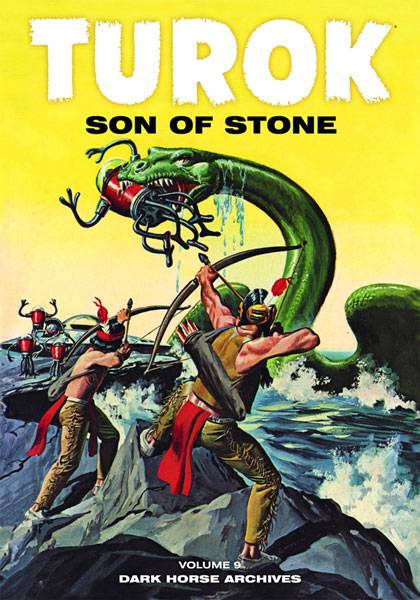 Image: Turok: Son of Stone Archives Vol. 09 HC  - Dark Horse