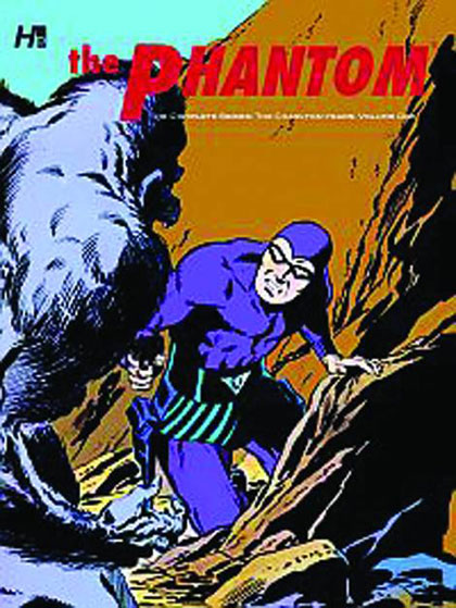 Image: Phantom Complete Series: The Charlton Years Vol. 01 HC  - Hermes Press