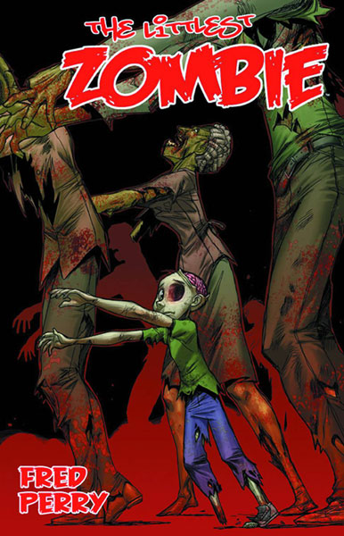 Image: Zombie Kid Diaries Halloween Comic Fest Bundle 2012  - Halloween Mini-Comics 2011