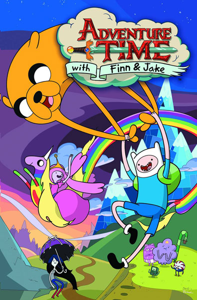 Image: Adventure Time Mini-Comic Bundle 2012