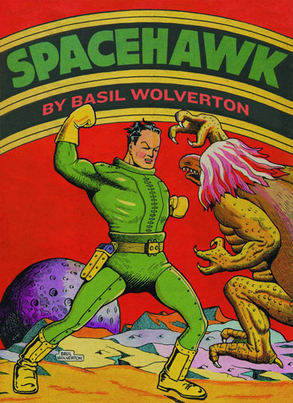 Image: Spacehawk Mini-Comic Bundle 2012  - Halloween Mini-Comics 2011