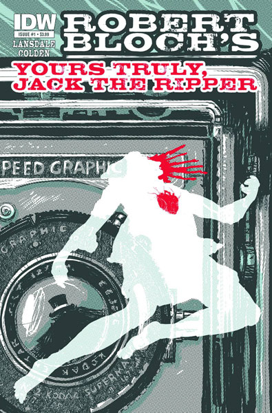 Image: Yours Truly: Jack the Ripper Vol. 01 SC  (new edition)