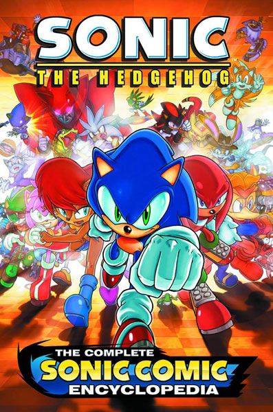 Image: Sonic Comic Encyclopedia SC