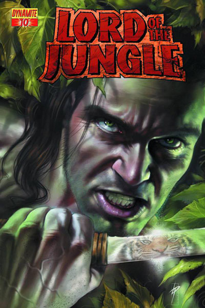 Image: Lord of the Jungle #10