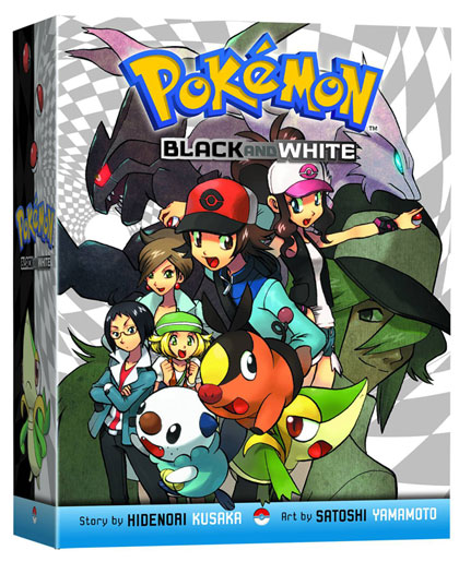 Image: Pokemon: Black & White Box Set