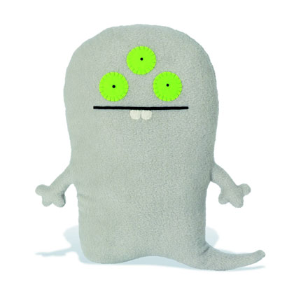 Image: Uglydoll Plush: Ghosty  (12-inch)