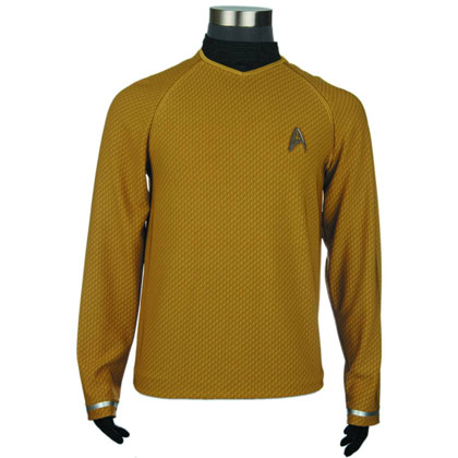 Image: Star Trek Movie: Standard Command Replica Tunic  (XL)