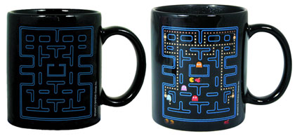 Image: Pac Man Heat Change Mug