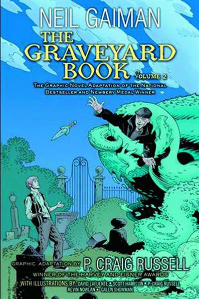 Neil Gaiman's The Graveyard Book Volume 2