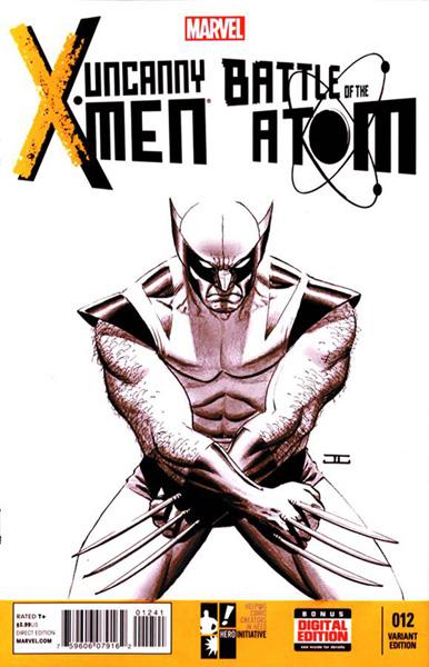 The Uncanny X-Men 100 Project