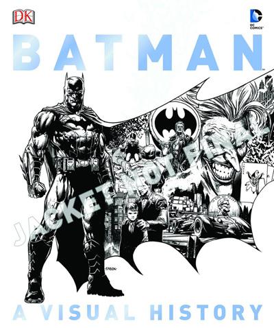 Batman Year By Year: A Visual History
