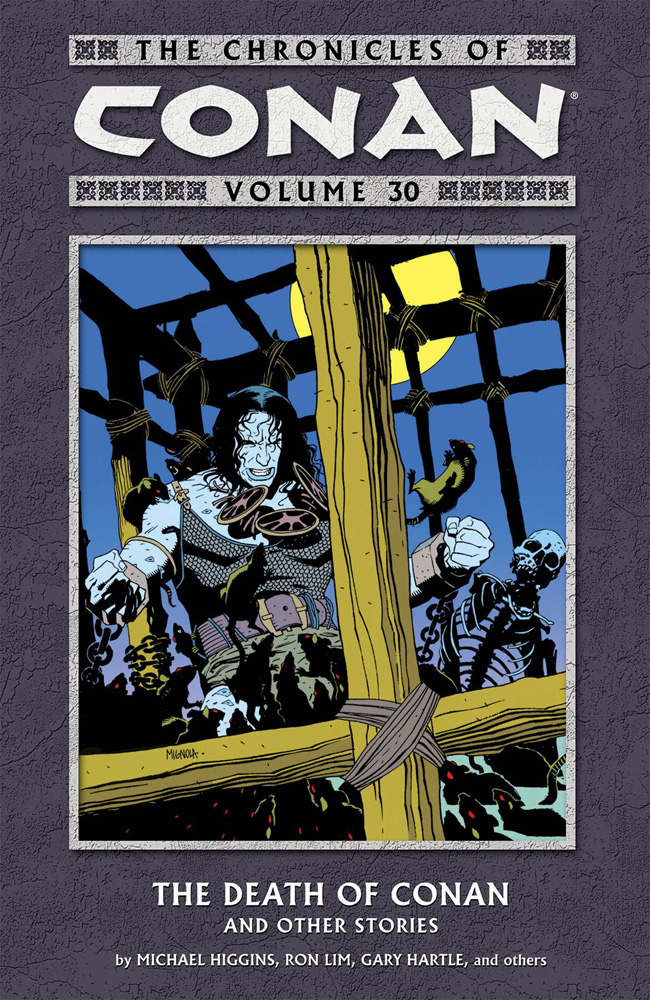 The Chronicles of Conan Volume 30: The Death of Conan and Other Stories