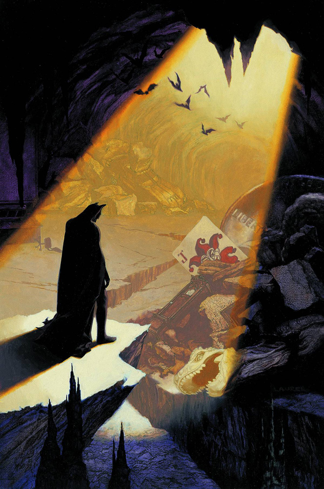 Batman: The Road to No Man's Land Volume 1