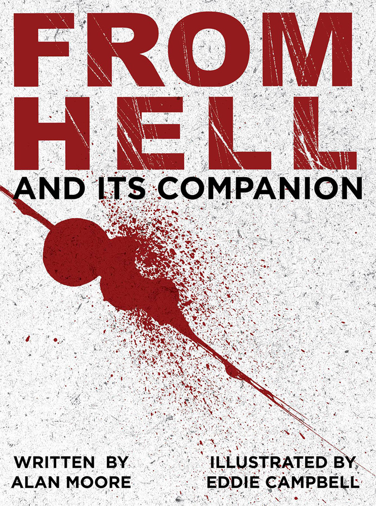 From Hell and From Hell Companion Slipcase Edition