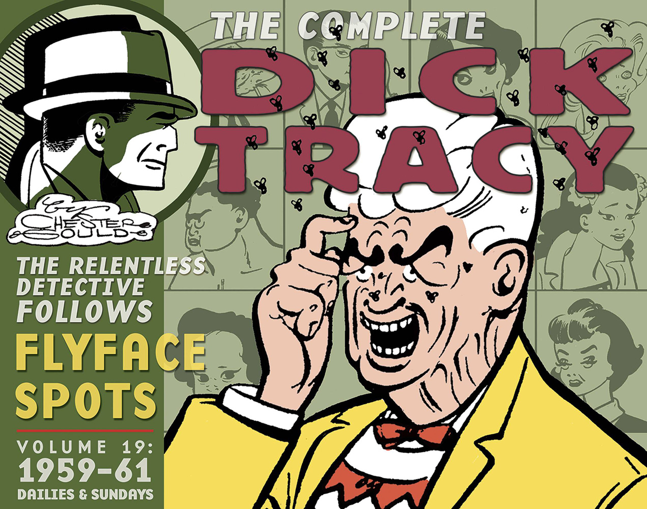 Complete Dick Tracy Volume 19: 1959-1961
